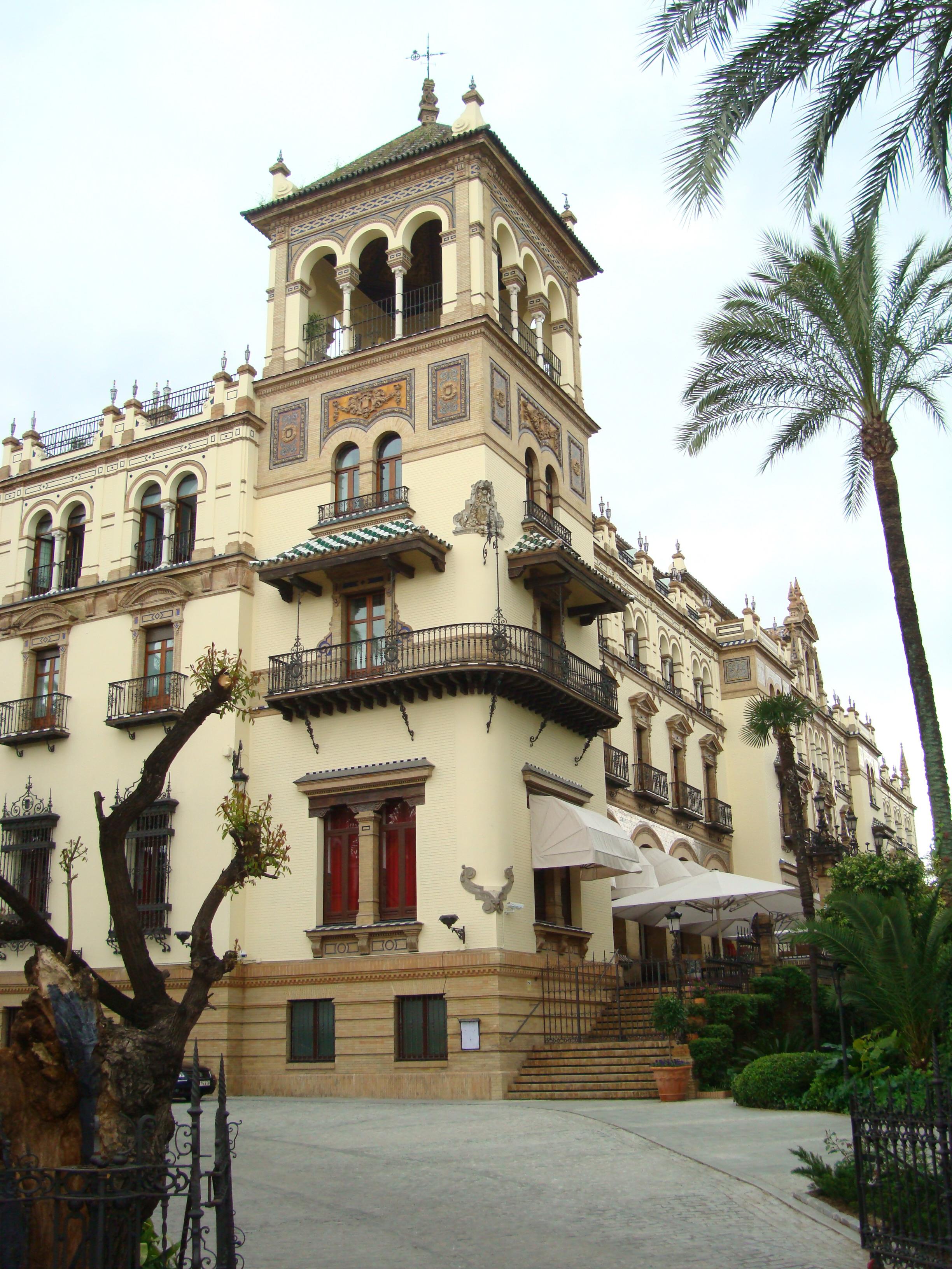 File sevilla hotel alfonso wikimedia commons - Hotel alfonso xii sevilla ...
