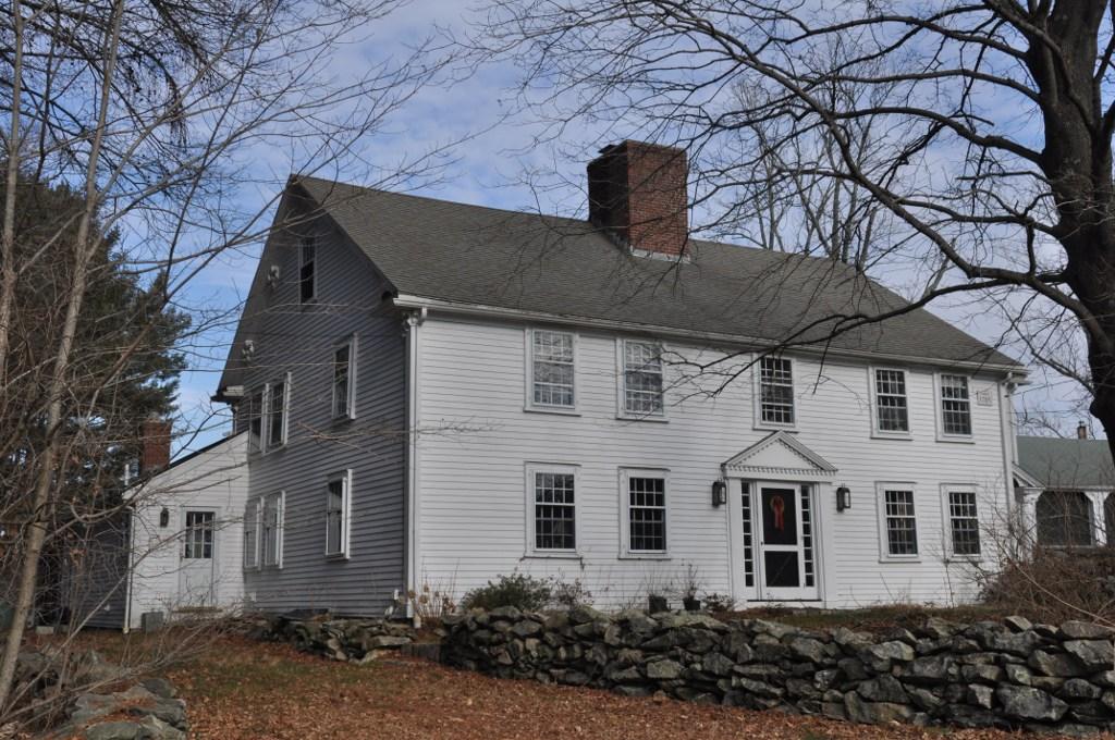 Woodland farm leland house wikidata for Leland house