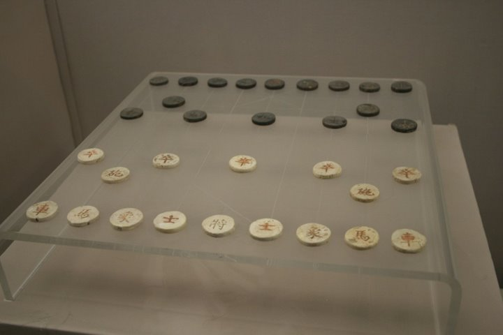 Song Dynasty Chinese chess set.JPG