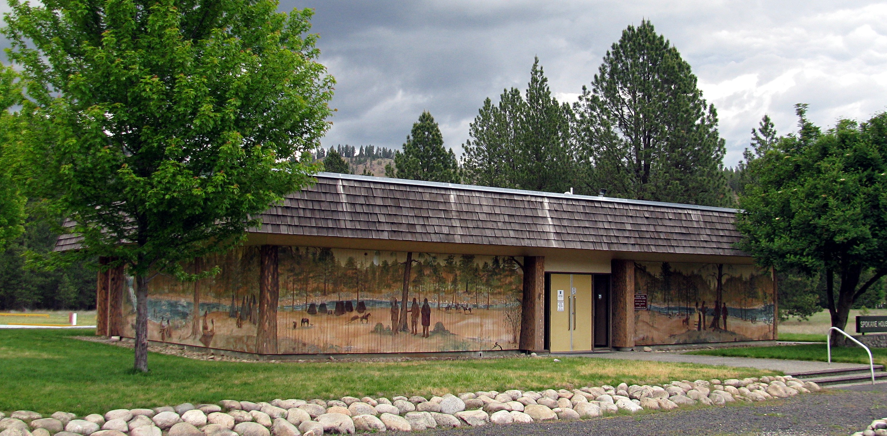 file spokane house interpretive center riverside state park rh commons wikimedia org