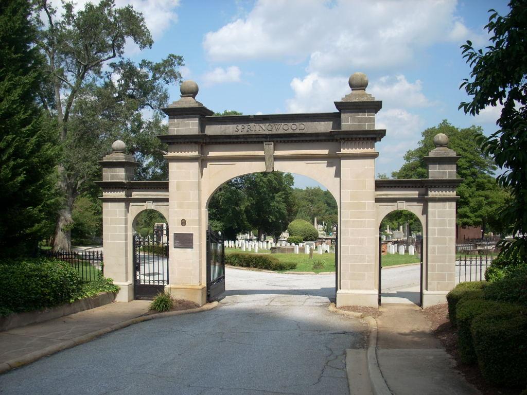 Springwood Cemetery Wikipedia