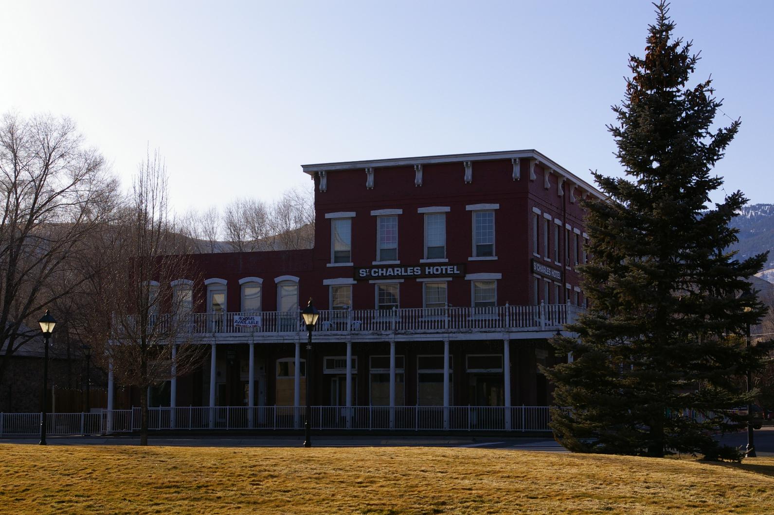 St. Charles-Muller's Hotel