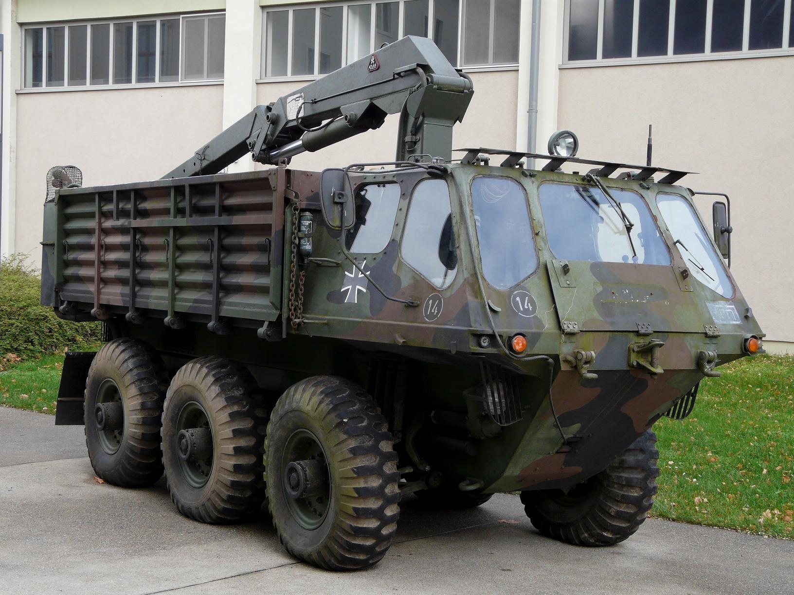 Ex Military Tanks For Sale >> File:Stalwart Mk2 FV 623.JPG - Wikimedia Commons