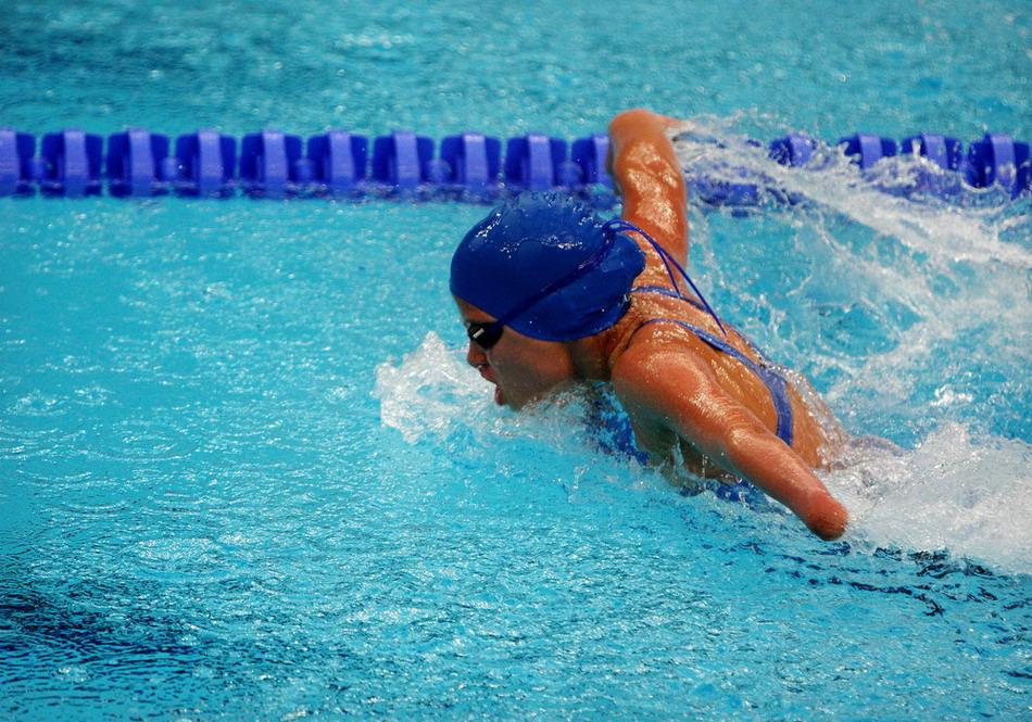 Паралимпийское плавание Википедия