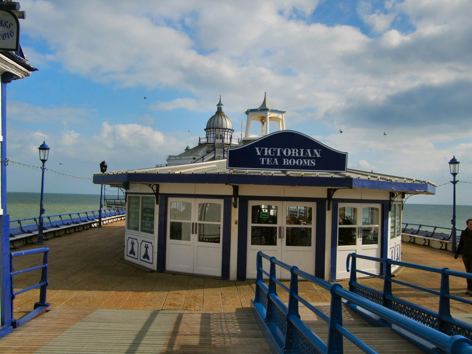 Tea Rooms In Eastbourne