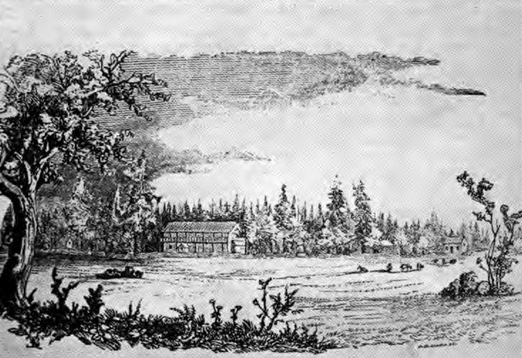 File:The Dalles mission 1840 - Oregon.png