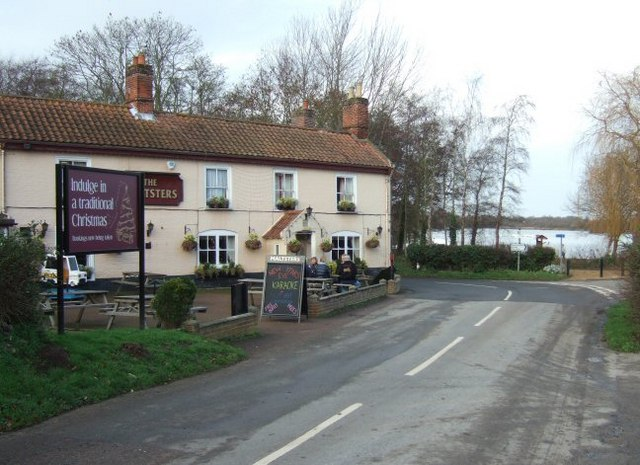The Maltsters - geograph.org.uk - 303098