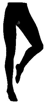 Nælonsokkabuxur