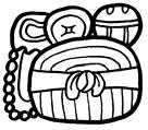 alt =Emblem glyph of Tikal