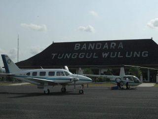 Bandar Udara Tunggul Wulung Wikipedia Bahasa Indonesia