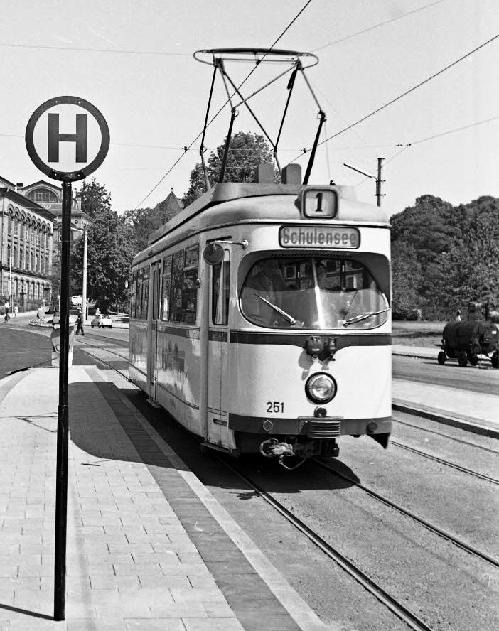 Strassenbahn Kiel