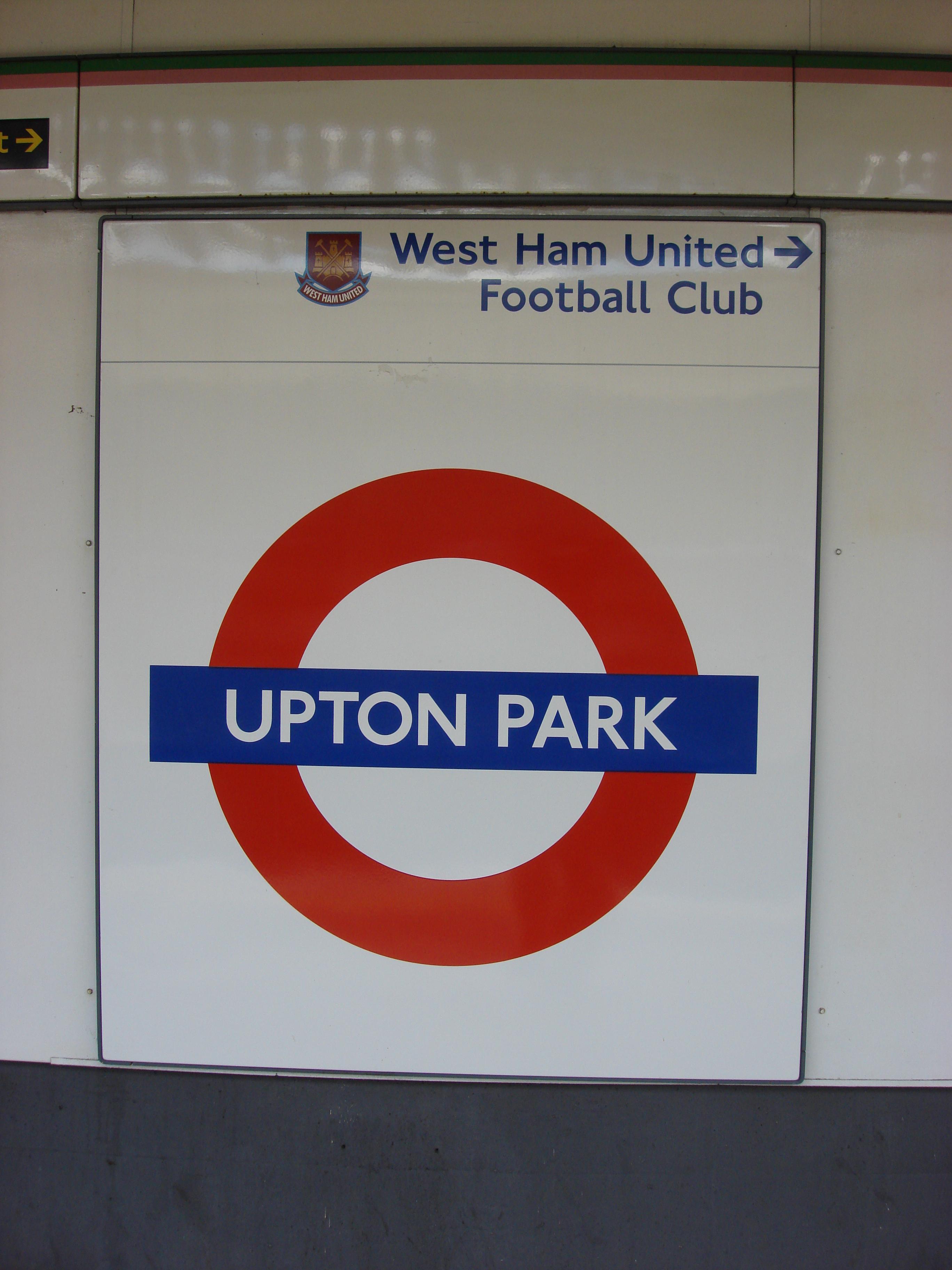 Upton Park Tube Station Wikiwand