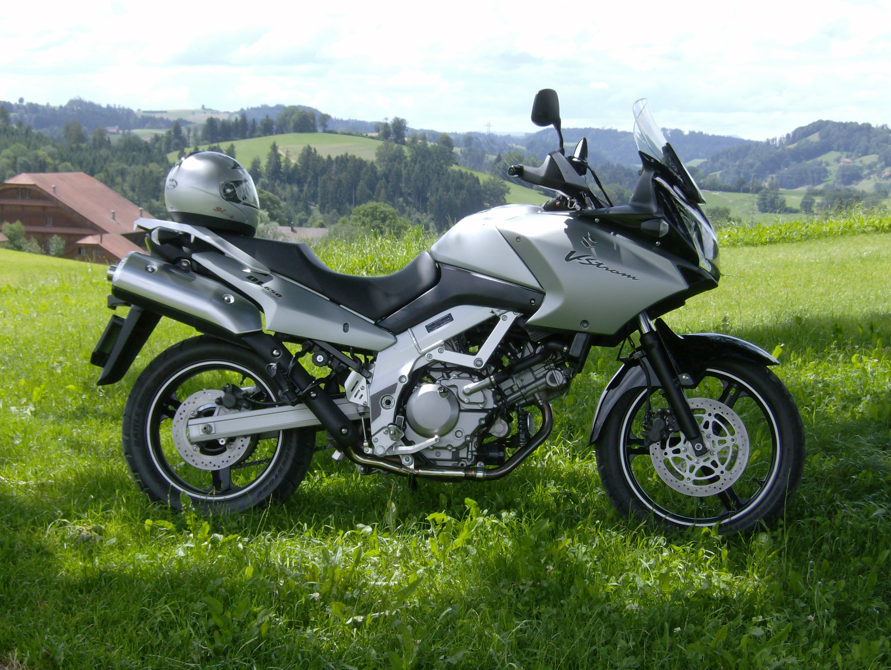 Suzuki V Strom Aftermarket Parts