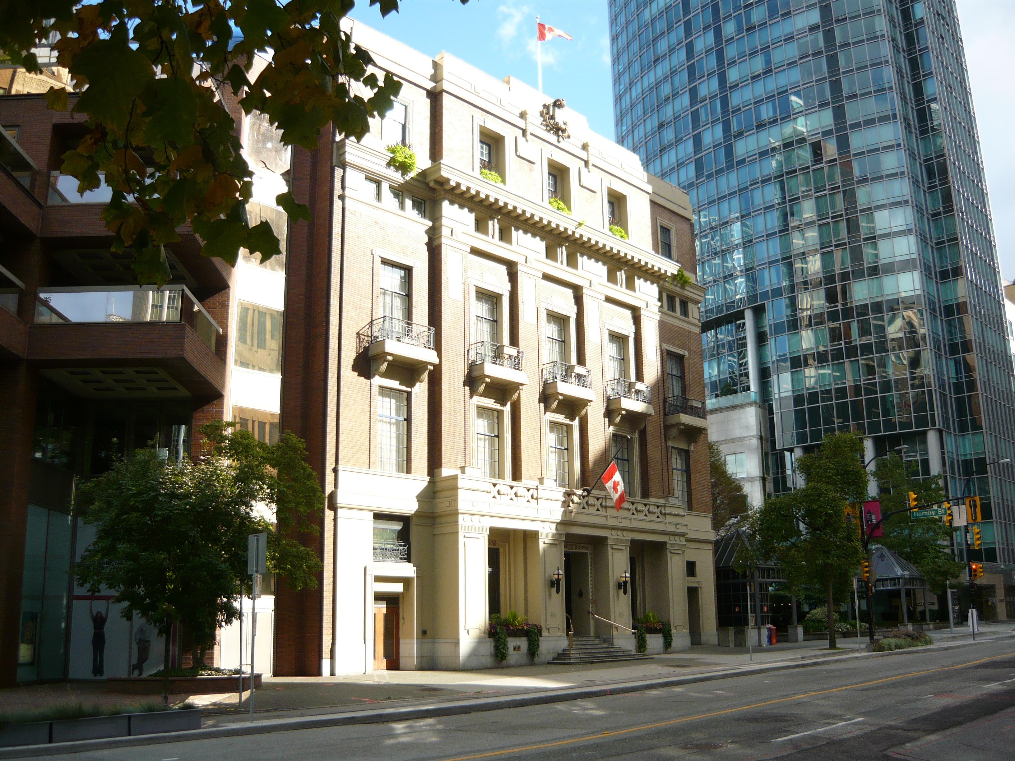 Vancouver Club