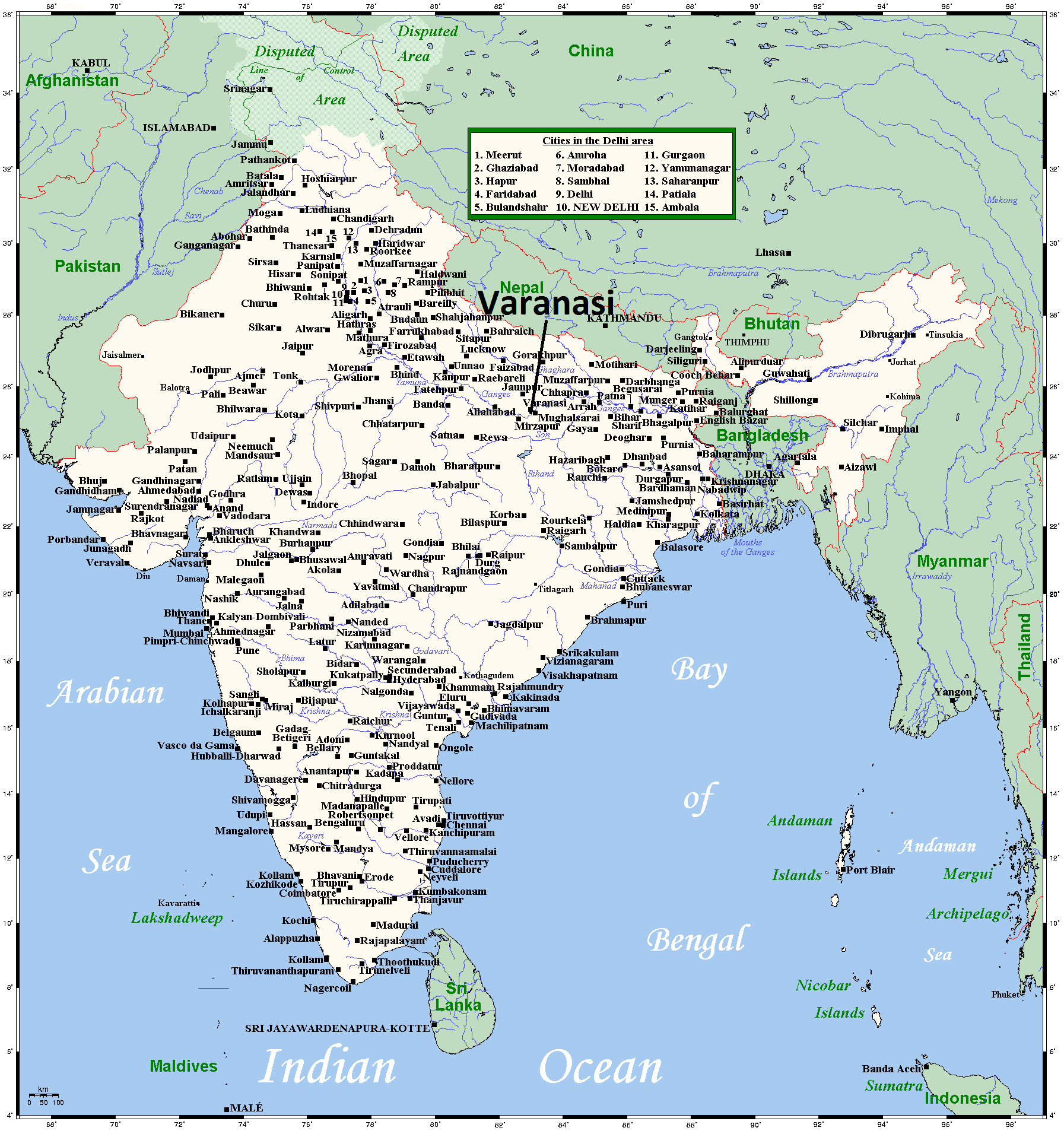 varanasi in india outline map File Varanasi Locator Png Wikimedia Commons varanasi in india outline map