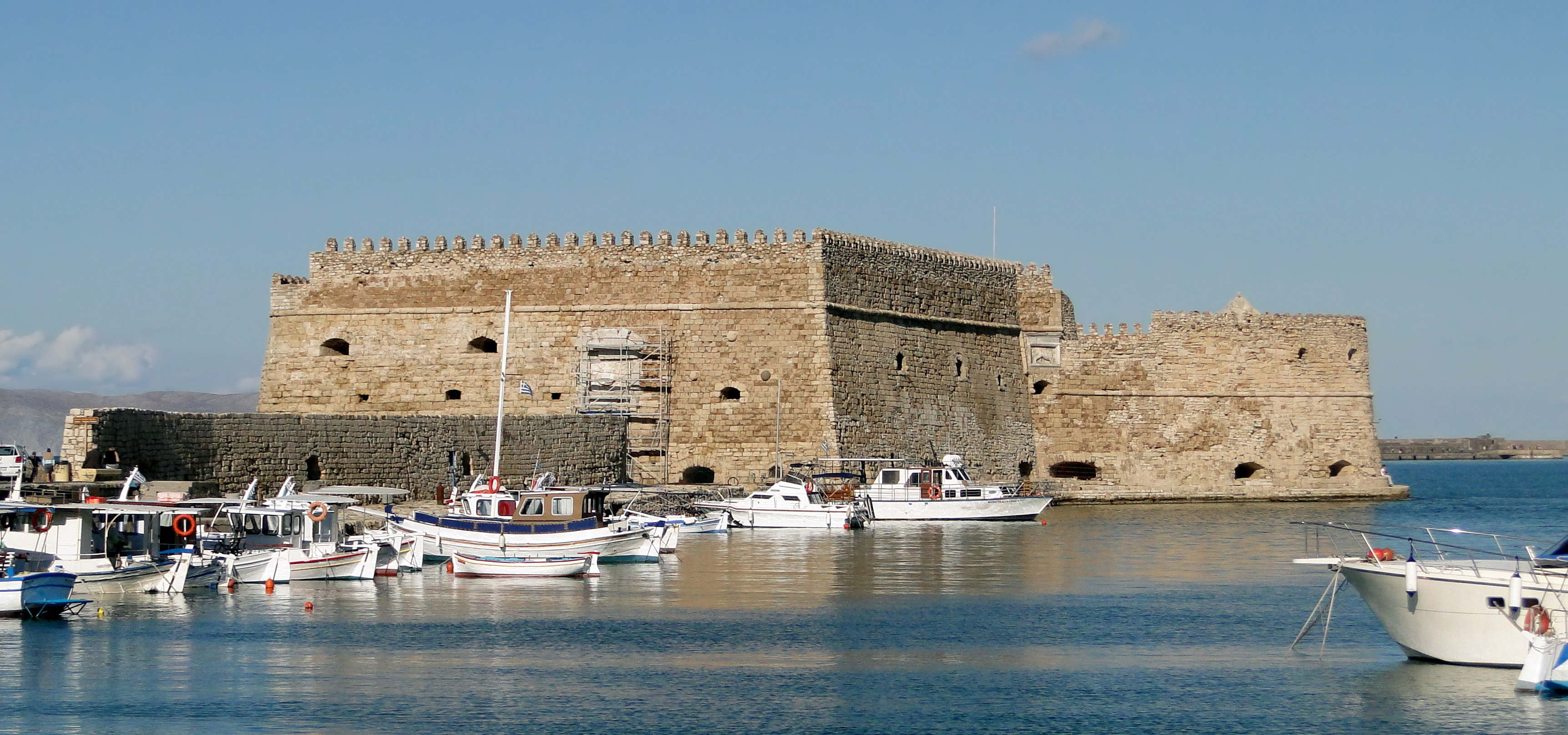 Koules Fortress  Military Wiki  FANDOM powered by Wikia