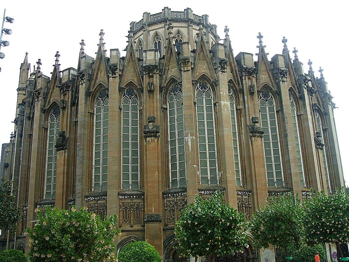 Descripción Vitoria - Catedral Nueva 15.JPG
