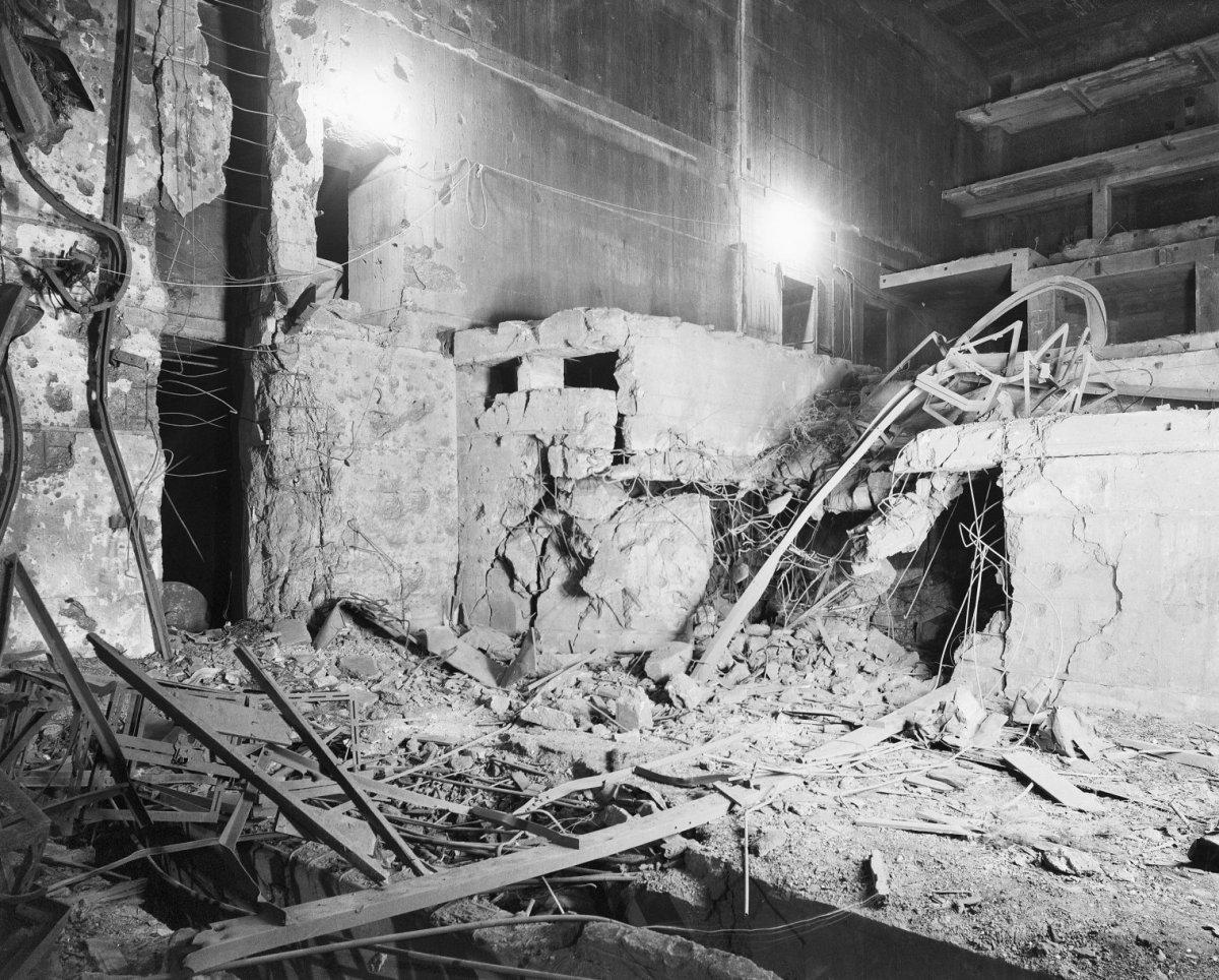 File voormalige duitse bunker 39 interieur schaarsbergen for Interieur 306