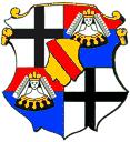 Das Wappen von Bad Brückenau