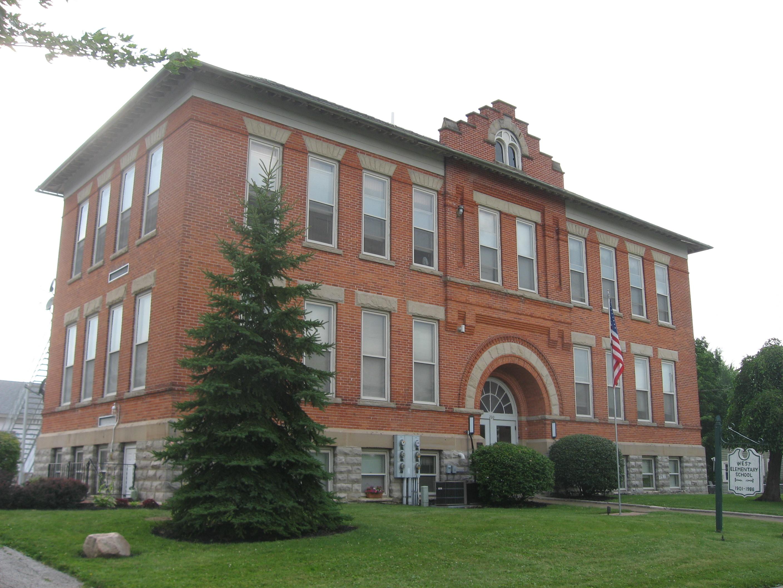 Description west end elementary school