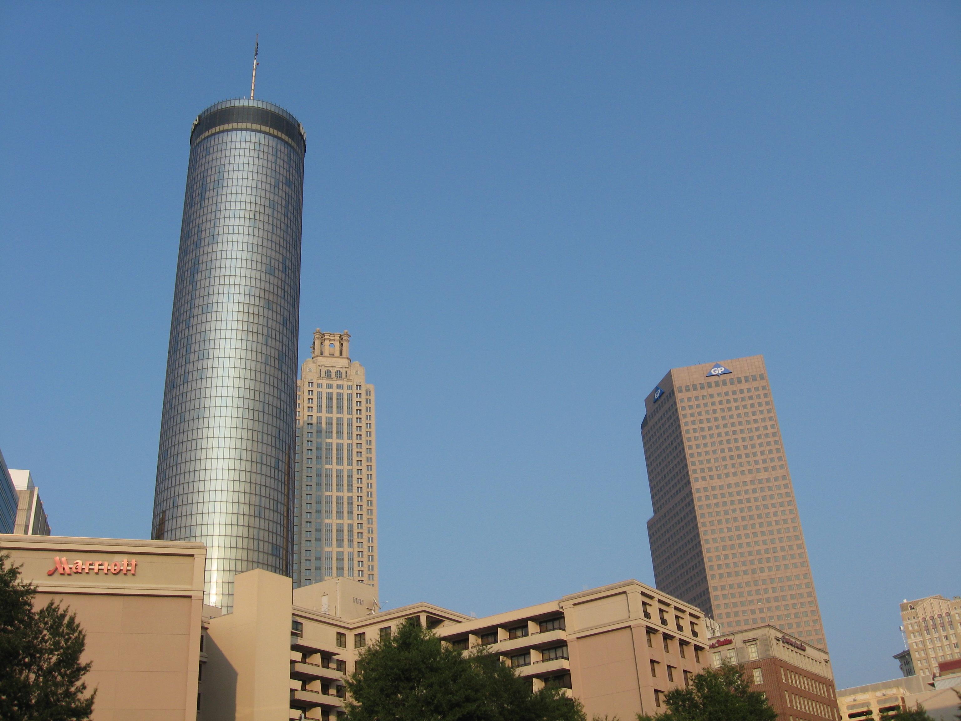 File:Westin Peachtree Plaza, 191 Peachtree Tower, Georgia