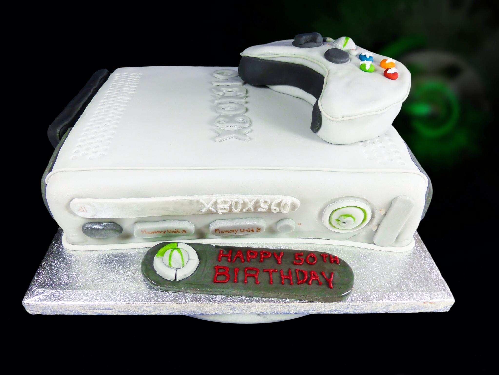 FileXbox Birthday Cake 9256304139