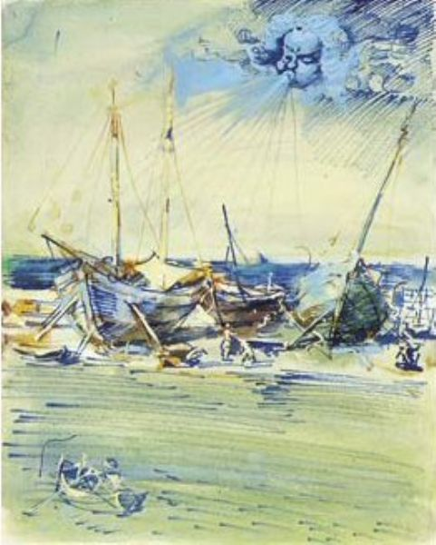 Depiction of Viento