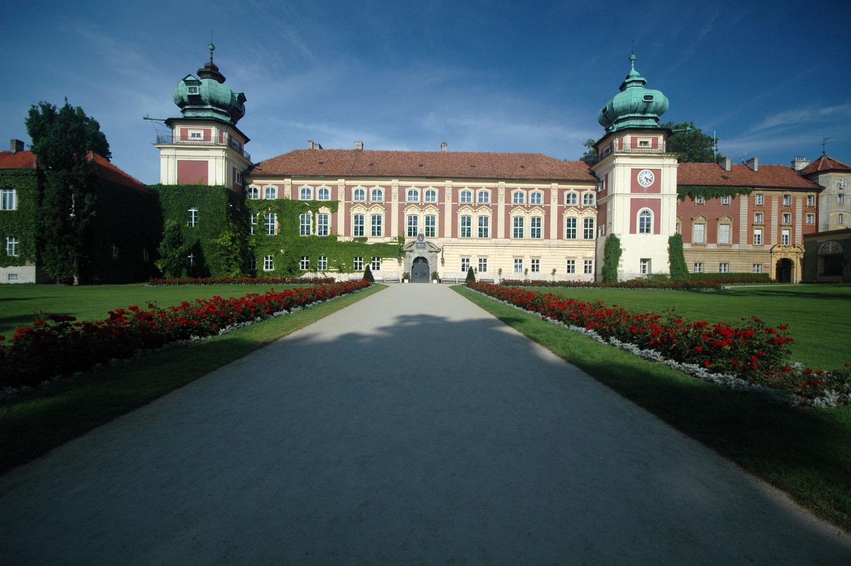 Restaurierung von Schloss Łańcut beendet