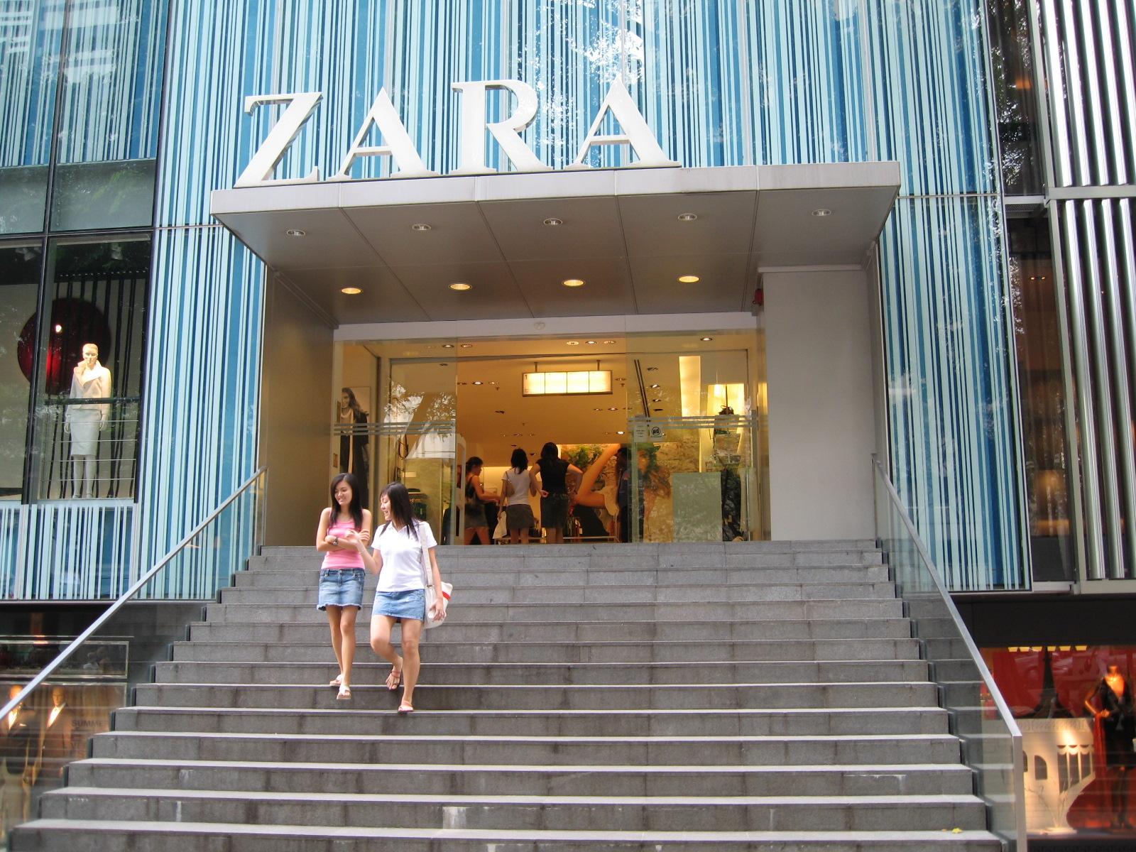 5ccca1cb6 Zara – Wikipédia, a enciclopédia livre