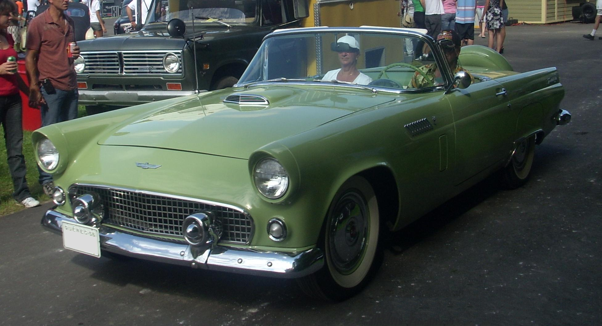 File 56 Ford Thunderbird Rigaud Jpg Wikimedia Commons