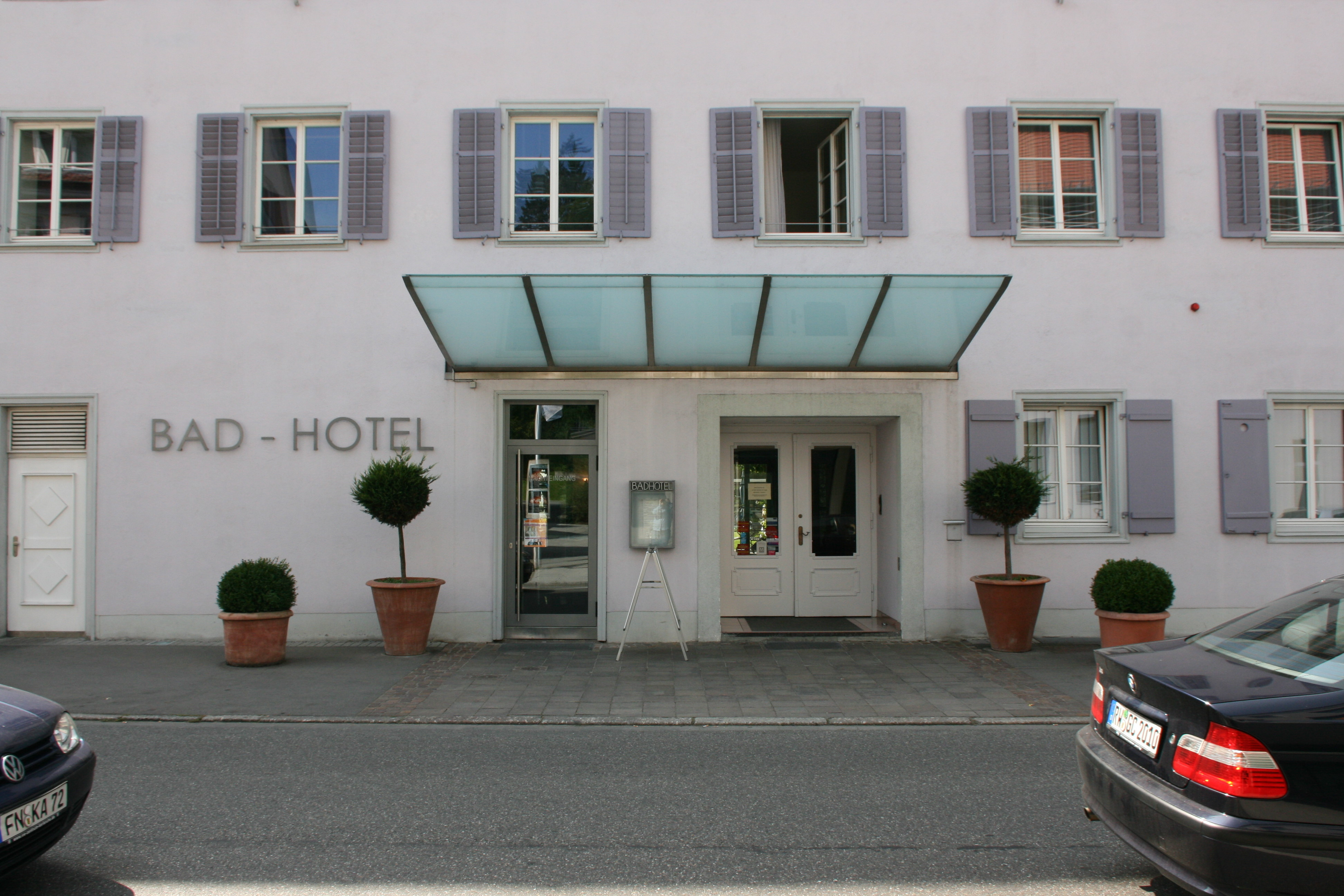 Hotel In Bad Zwischenhan