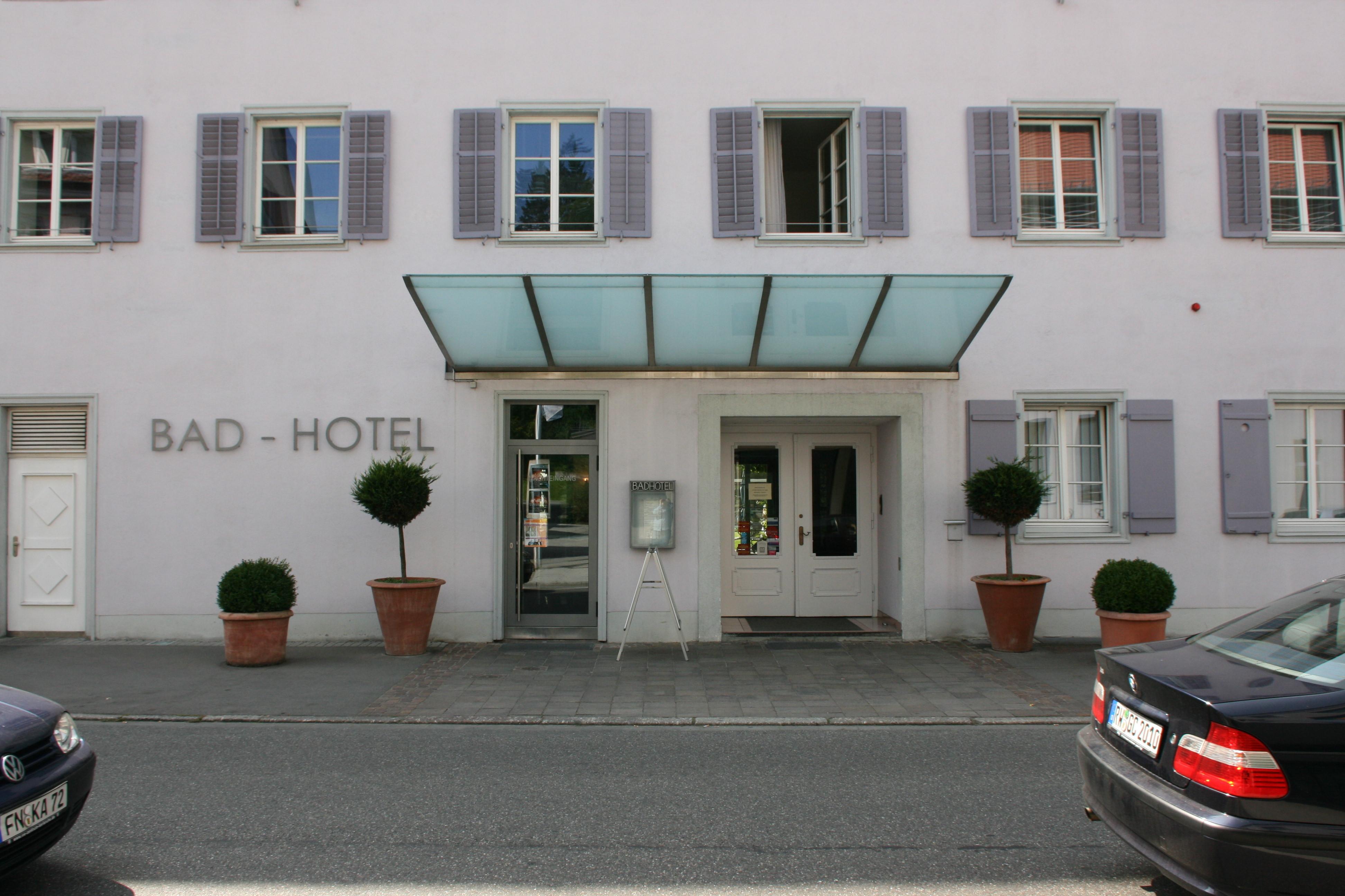 Uberlingen Hotel St Leonhard