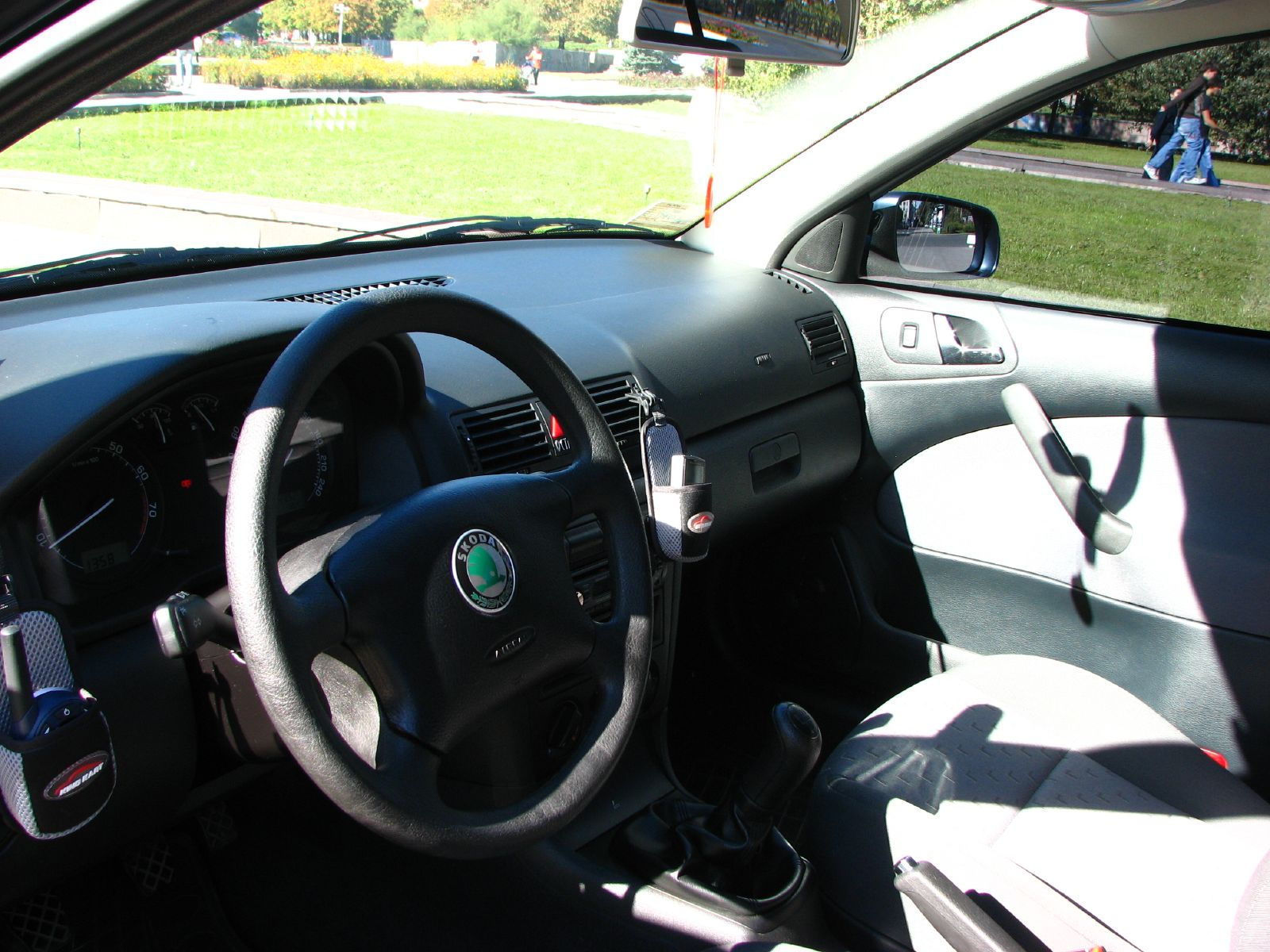 Skoda octavia interior modified for Interior skoda octavia