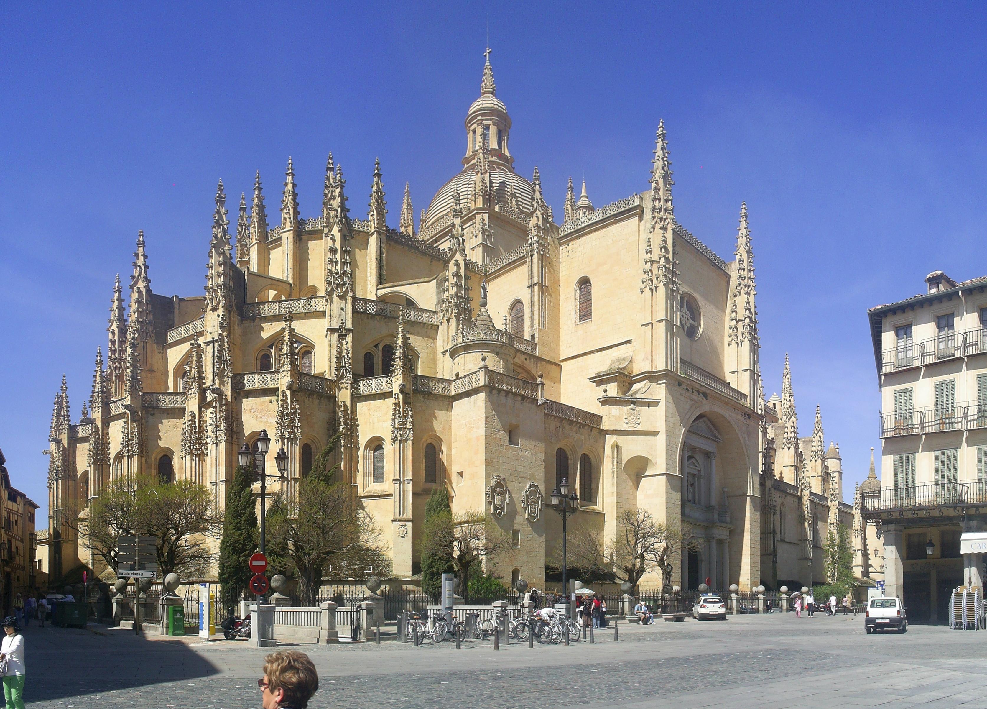 File:-3- AutoPanoPro, Segovia - Cattedrale, 3 images ...