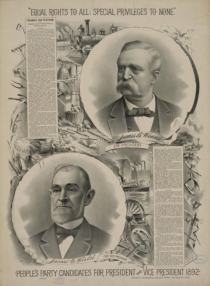 1892eoplesartycampaignposterpromotingameseaverforresidentofthenitedtates