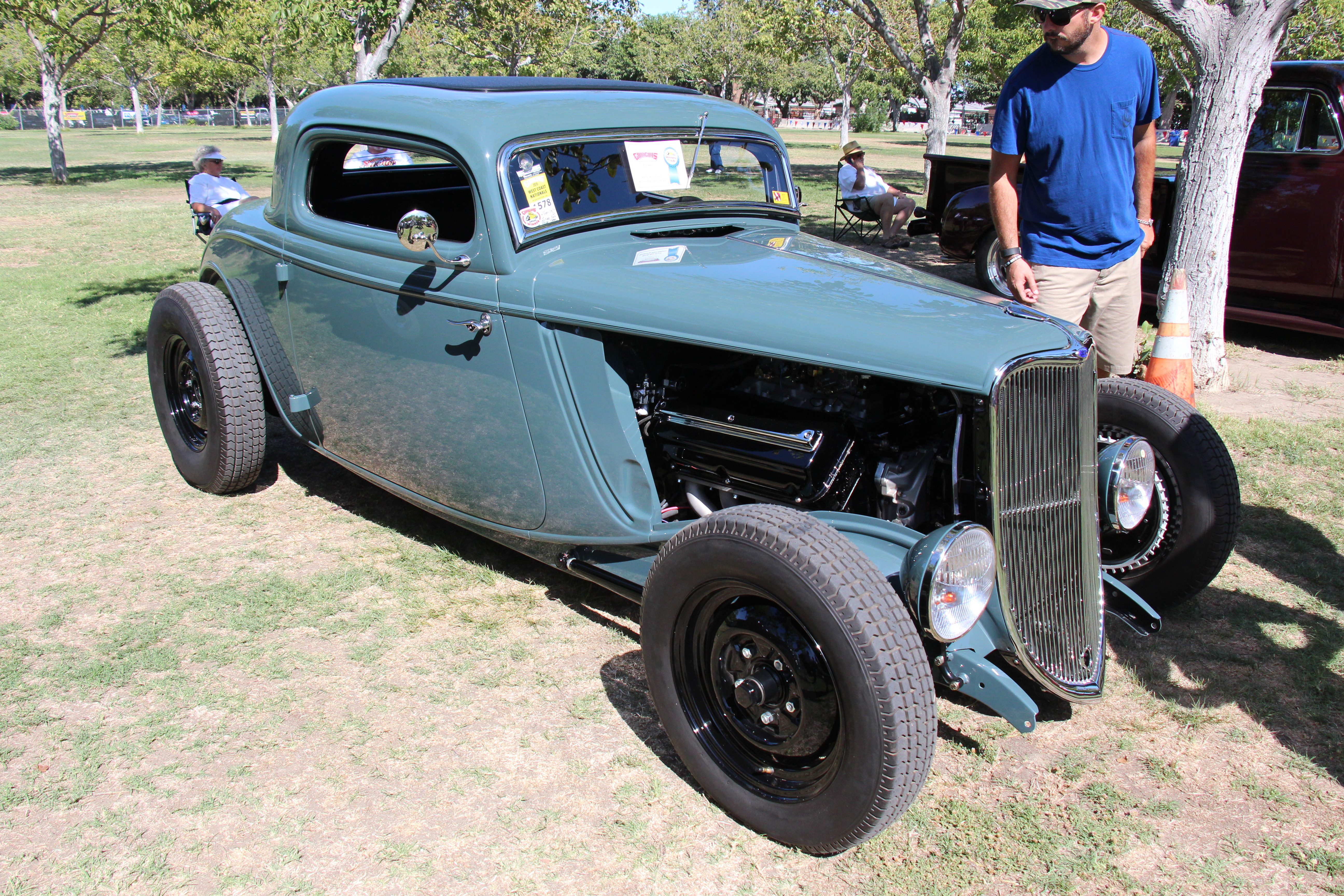 File:1934 Ford 3 window Coupe Hot Rod (20348174733).jpg - Wikimedia ...