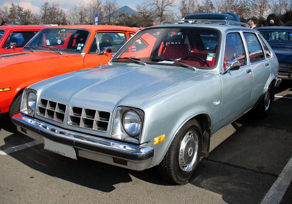 File 1978 Chevrolet Chevette 5dr In Chile Jpg Wikimedia