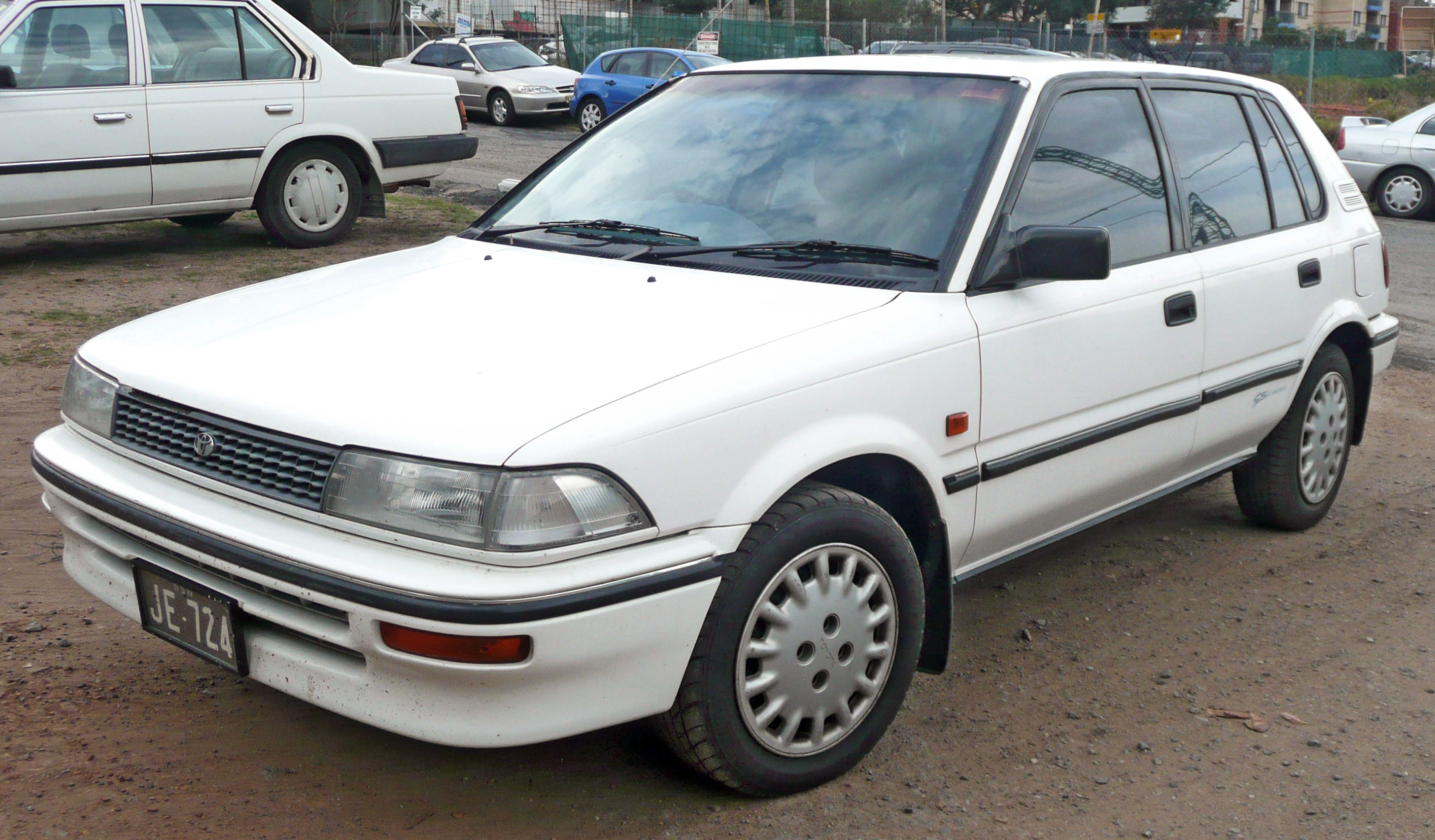 Kekurangan Toyota Corolla 1992 Review