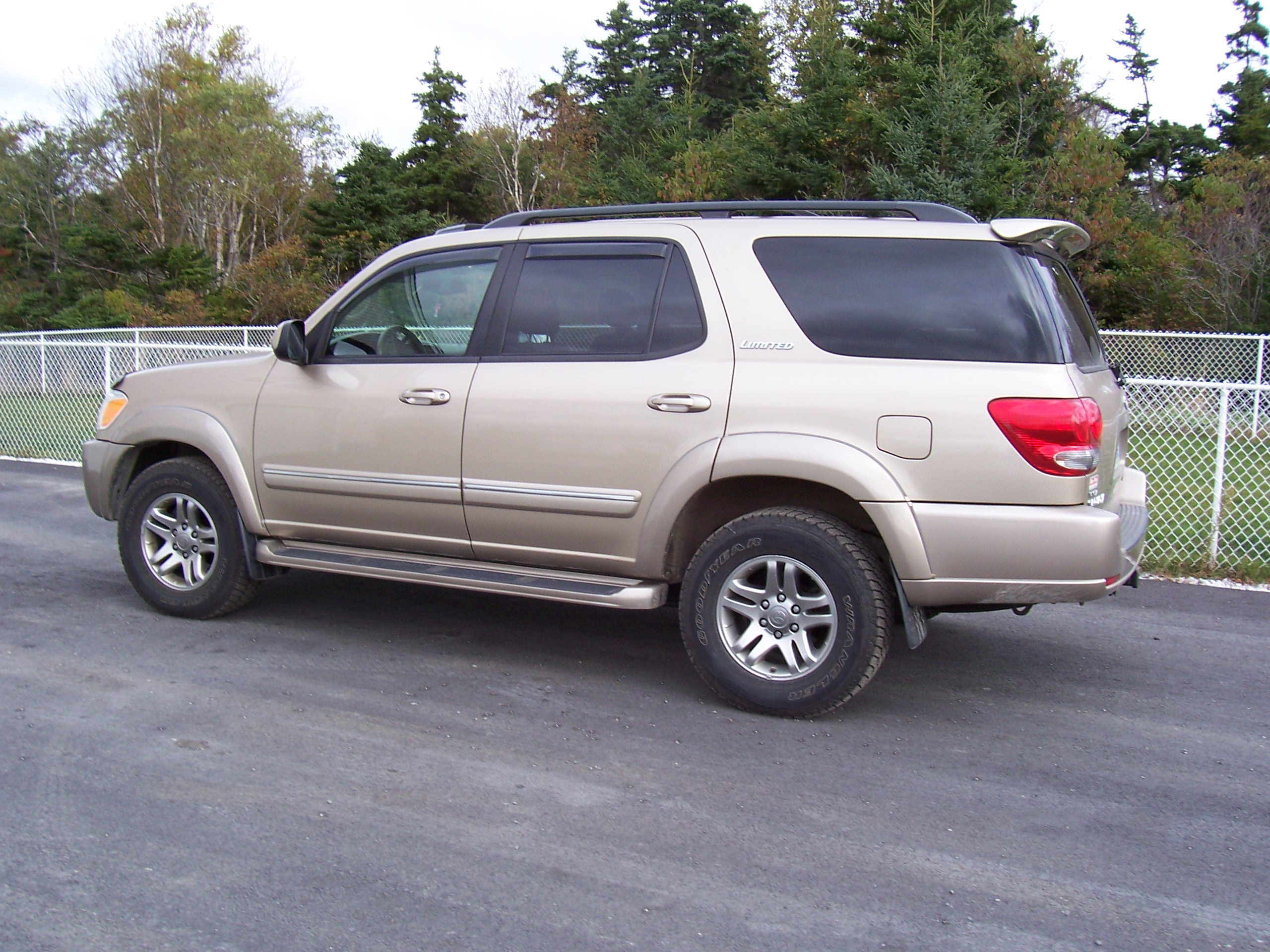 Parts For Toyota Sequoia 2005