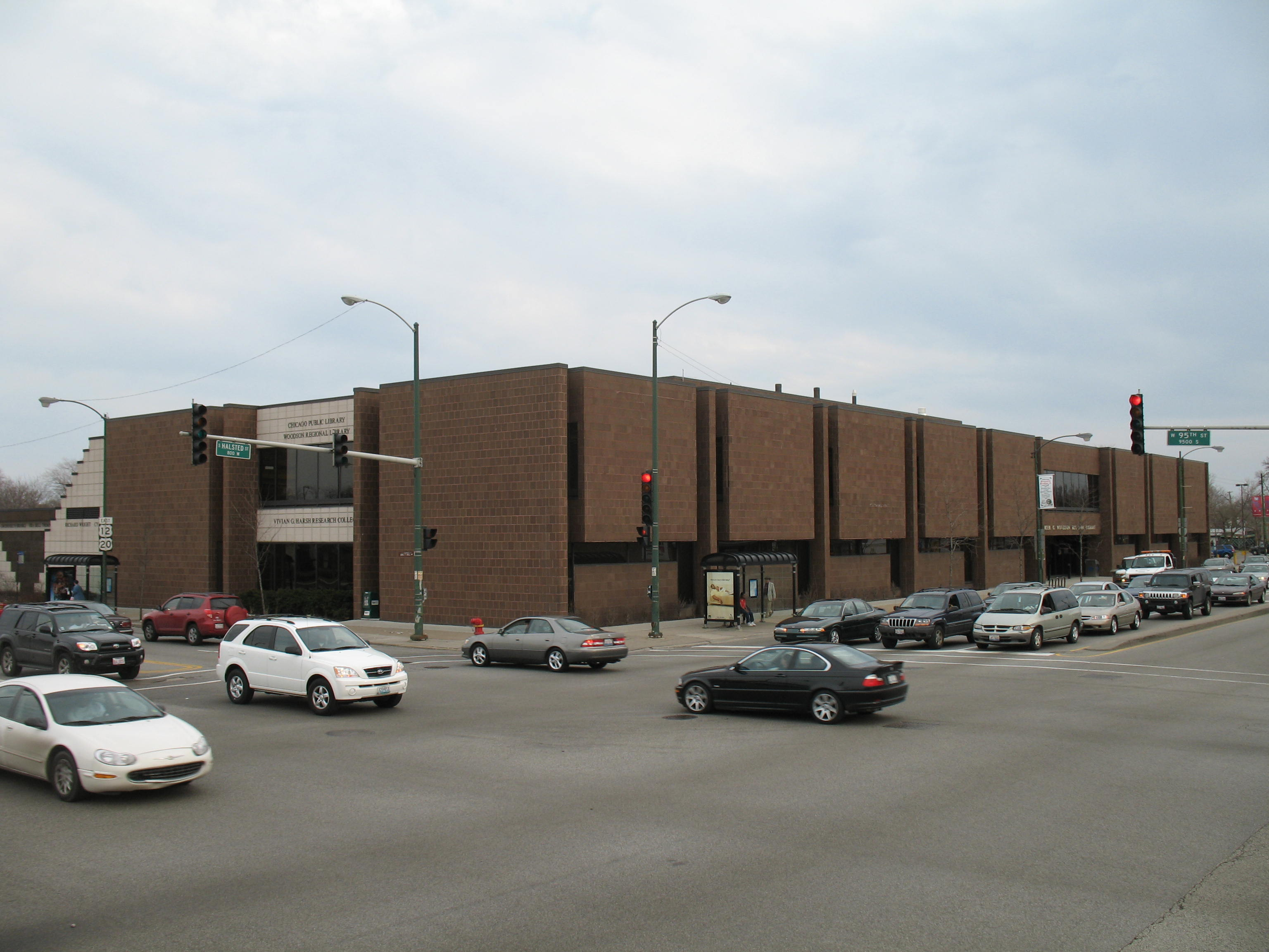 Carter G Woodson Regional Library