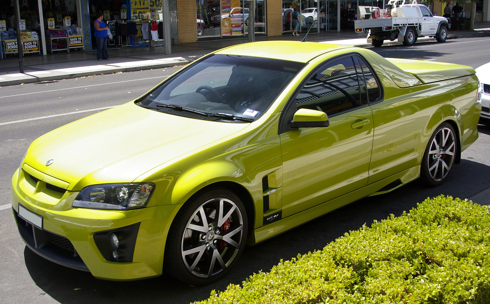 Holden maloo wikiwand vanachro Image collections