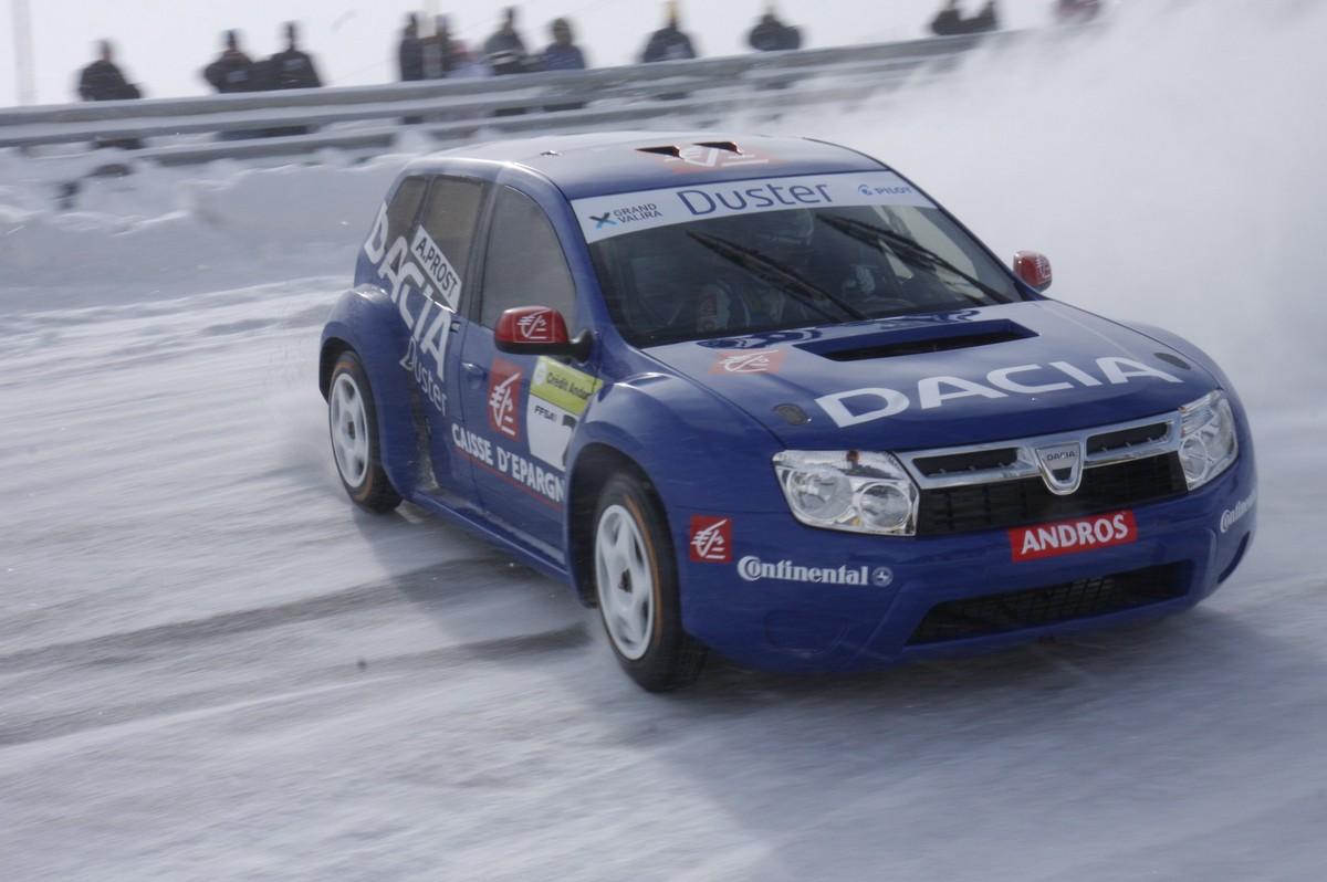 Dacia Sandero Race Car