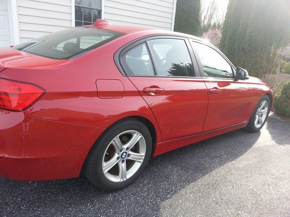 File:2013 BMW 328i Sedan (F30) U S  Spec jpg - Wikimedia Commons