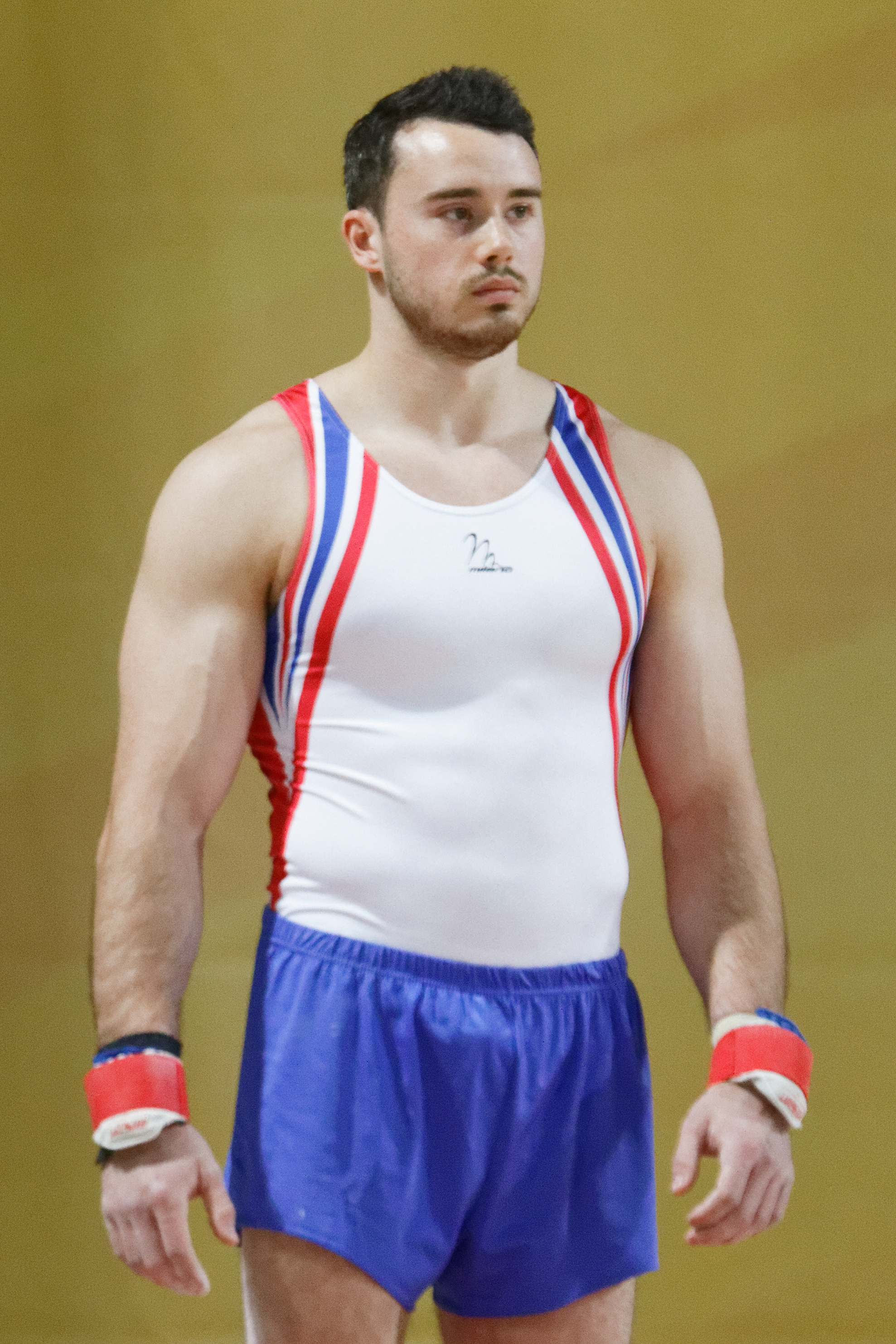 Kristian Thomas athlete