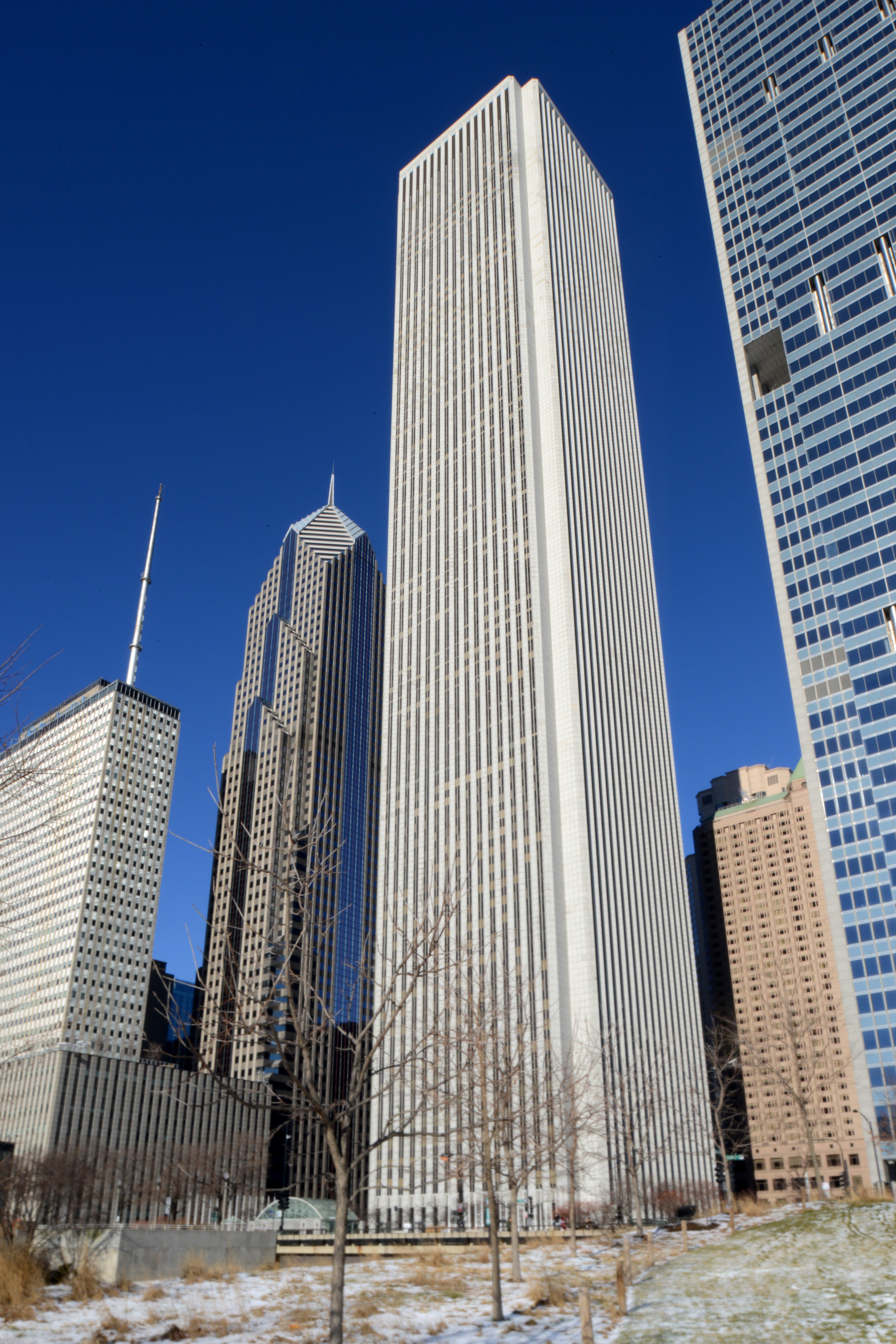 Aon Center Chicago Wikipedia