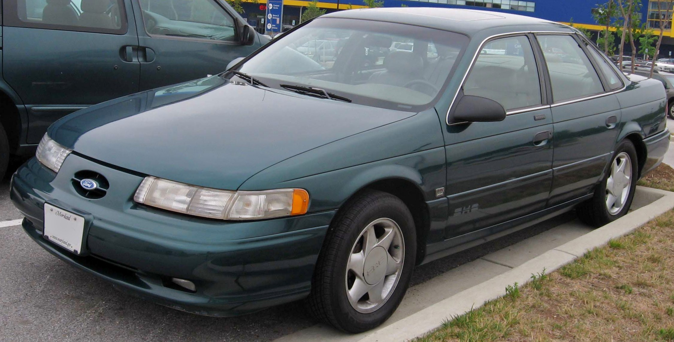 1992 Ford Taurus SHO infomation specifications