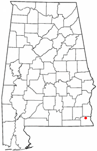 Loko di Webb, Alabama