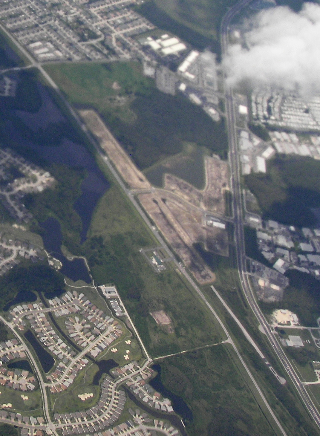 Tampa Bay Executive Airport