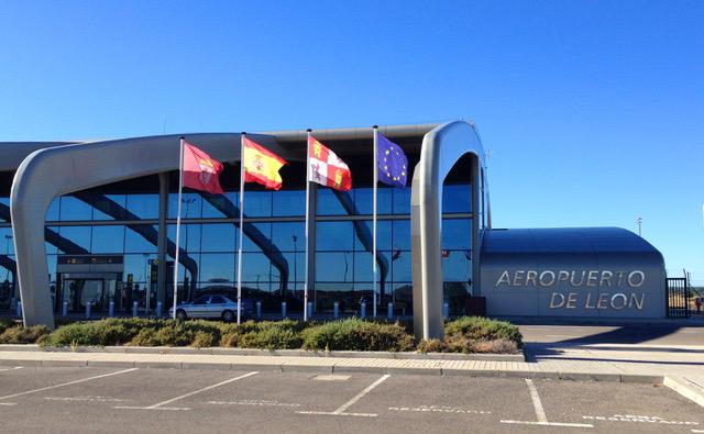 Aeropuerto de León - Wikipedia, la enciclopedia libre