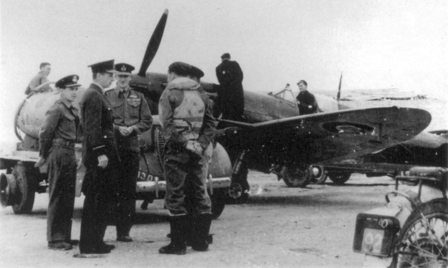 File:Air Chief Marshal Sir Charles Portal and Air Vice-Marshal Park ...
